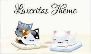 [WordPress] Luxeritasテーマのインストール