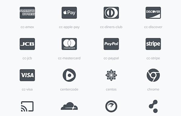 Font AwesomeはWordPressでブログ運営してる方ならユーザー登録するだけで簡単に使える便利なアイコン集です