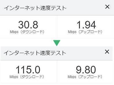 [J:COM] 仕事場のネット環境を40M→120Mに増速したらめっちゃ快適に!