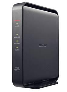 バッファローAirStation WSR-1166DHPL2 (Wi-Fiルーター)